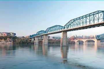 Chattanooga, TN Walking Bridge