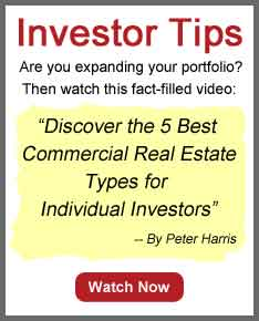 Video: Discover the 5 Best Commercial Real Estate Types for Individual Investors